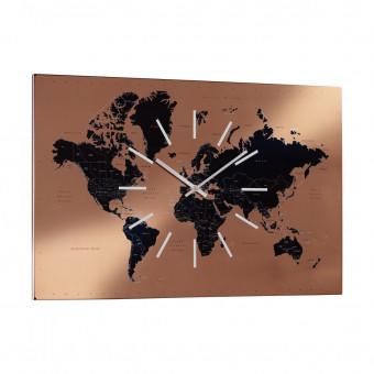 Часы настенные Globetrotter