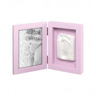 Фоторамка Newborn baby, розовая
