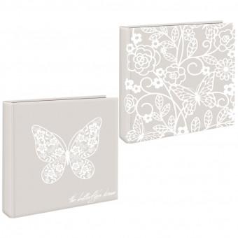 Фотоальбом с бабочками