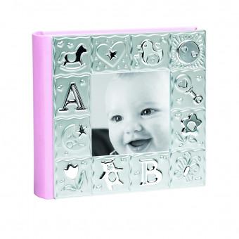 Детский фотоальбом Kids розовый