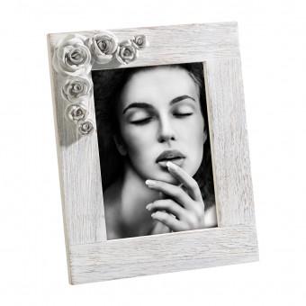 Деревянная фоторамка Roses