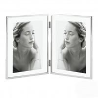 Фоторамка на 2 фото Essential glass