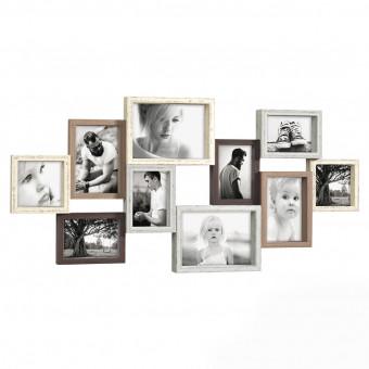 Мультирамка Family  на 10 фото