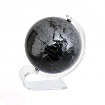 Глобус черный, Ø13