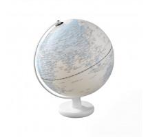 Глобус с подсветкой d 30 см, голубой