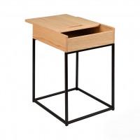 Кофейные столик с ящиком