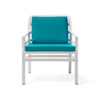 Кресло Aria Poltrona, белое