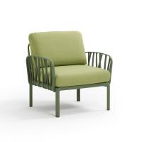 Кресло Komodo Poltrona, агава