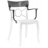 Кресло Opera-K, белый