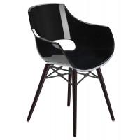 Кресло Opal Wox на ножках венге