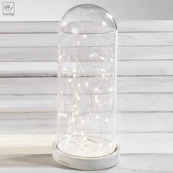 Новогодний декор лампа Волшебство, 60 светодиодов