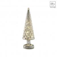 Новогодний декор Елка из кристаллов, 26 см