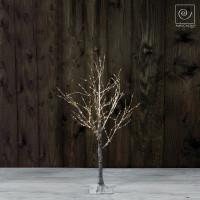 Новогоднее светодиодное дерево на 300 фонарей, 100 см