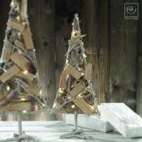 Новогодний декор Рождественская LED елка, 60 см