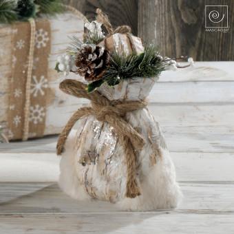 Новогодний декор Мешок с подарками