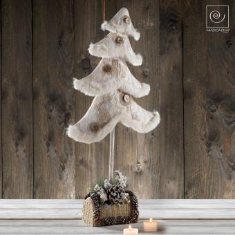 Новогодний декор Танцующая елка, 63 см