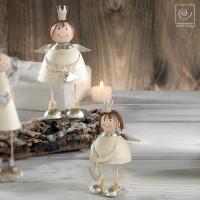 Новогодний набор 2 принцессы ангелочка