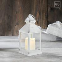 Новогодний декор Светодиодный фонарь, 24 см