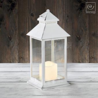 Новогодний декор Светодиодный фонарь, 30 см