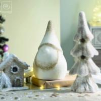 Новогодний декор Санта Клаус, 36 см