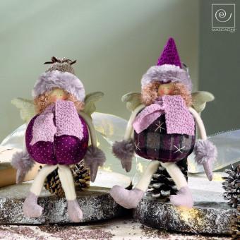 Новогодний декор Набор из 2 ангелочков