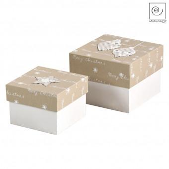 Набор из 2 подарочных коробок
