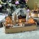 Новогодний декор Рождественская деревня