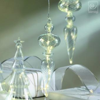 Новогодний декор Led-подвеска, 28 см