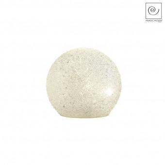 Новогодний декор Led-шар, d12 см