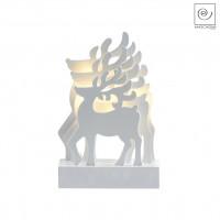 Новогодний декор Фигурка Рождественский олень