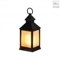 Новогодний декор Декоративный фонарь, 24 см