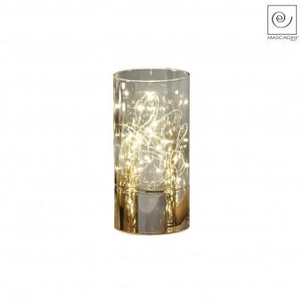 Новогодний декор Декоративный Led-стакан, 18 см