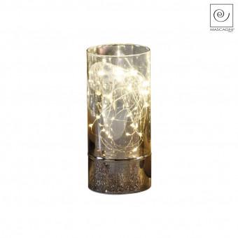 Новогодний декор Декоративный Led-стакан, 20 см