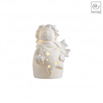 Новогодний декор Поющий Led-ангелочек, 13 см