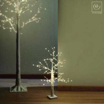 Новогодний декор Led-береза, 65 см