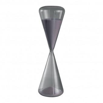 Песочные часы на час, фиолетовые