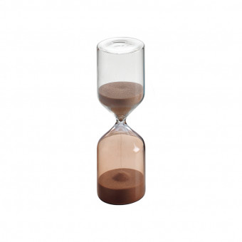 Песочные часы на 30 мин, розовый