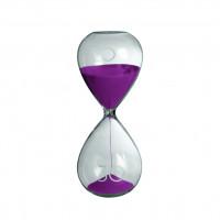 Песочные часы на 30 минут, фуксия