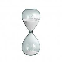 Песочные часы на 30 минут, белый