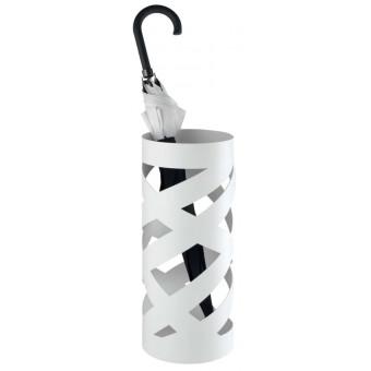 Подставка для зонтов SLASH, белая