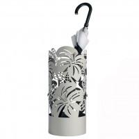Подставка для зонтов LILY, серо-коричневая