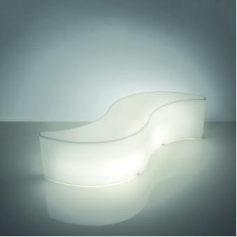 Скамья Wave с подсветкой