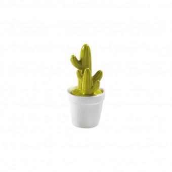 Статуэтка кактус в горшочке H14,6