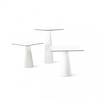 Квадратный стол Hopla, h72 см