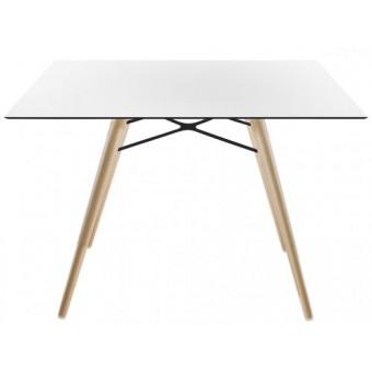 Стол  квадратный обеденный Wox 100x100