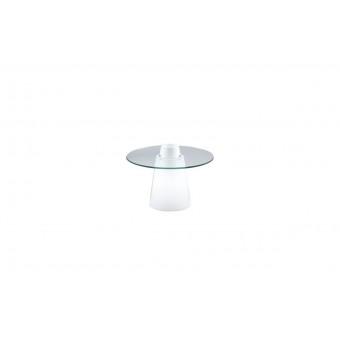 Журнальный столик Peak с подсветкой, h50 см