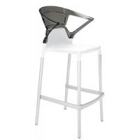 Кресло барное Ego-K Bar, белое