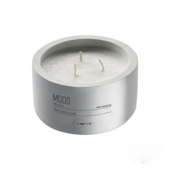 Свеча ароматическая Ваниль и ладан 450гр.