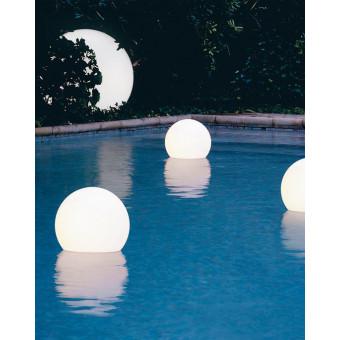 Плавающая лампа Acquaglobo, d30 см