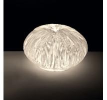 Лампа настольная Luce из песчаника, h18,5 см